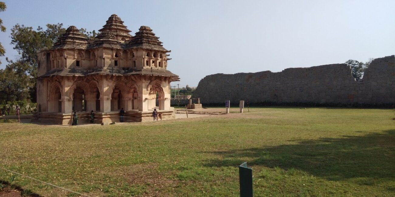 Lotus Temple Hampi