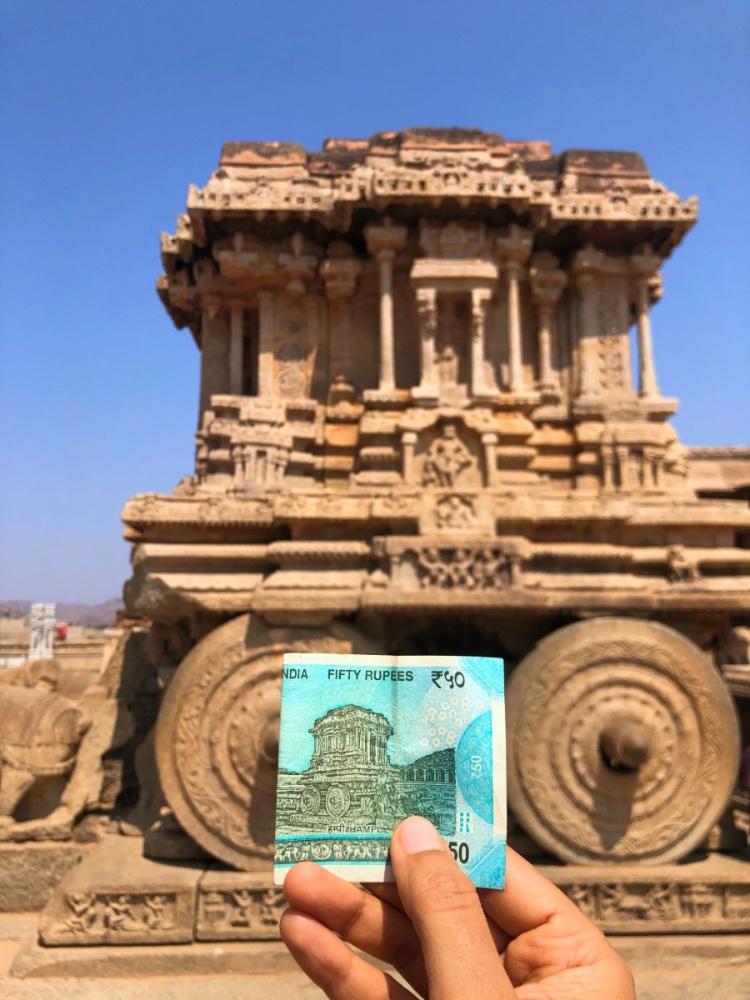 Vijay Vitthala Temple - Hampi