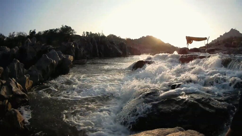Sanapur Waterfalls